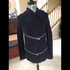 Rock & Republic black sweater